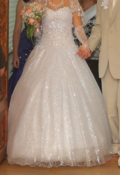 Свадебное платье Хрустальный Звон