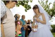 продаю свадебное платье СМОРГОНЬ