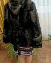 Зимняя шуба для женщины